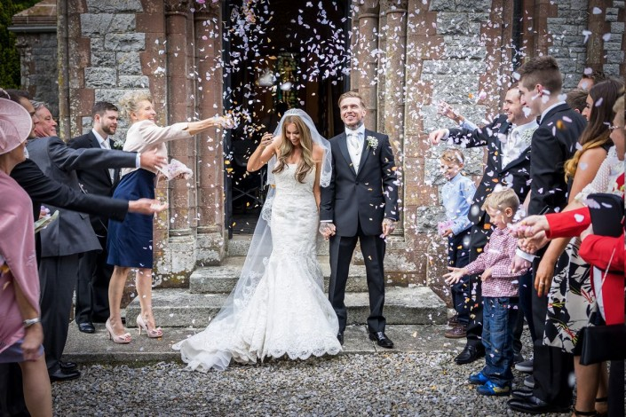 Jessica and Shane's Wedding at Leixlip Manor and Gardens in Kildare