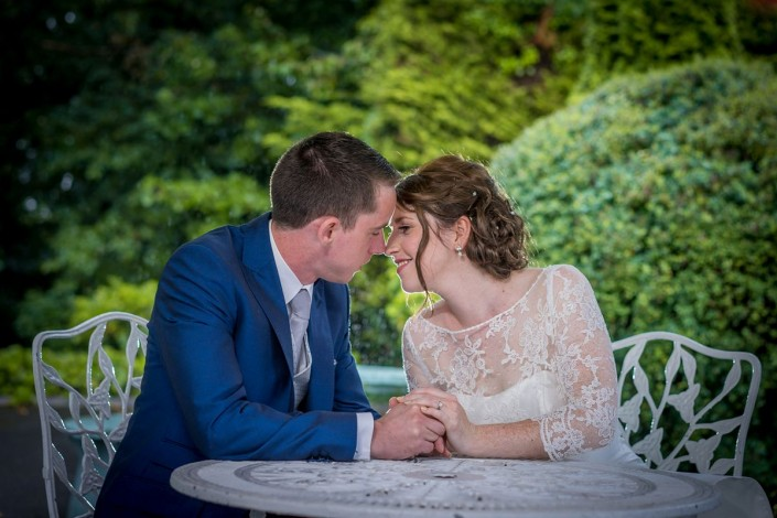 Amy & Eamonn's wedding at Leixlip Manor and Gardens