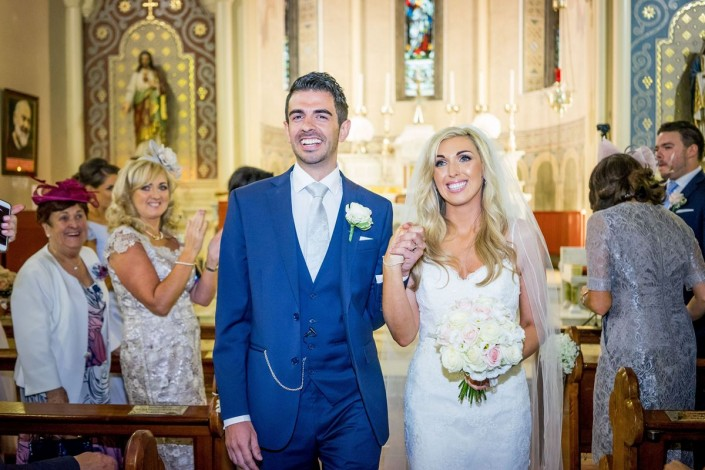 Sarah & Keith's Wedding at Bellingham Castle, Co. Louth