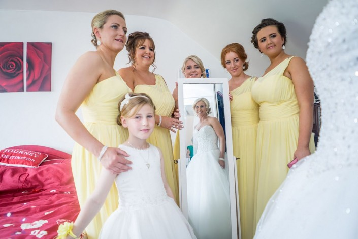 Jessica and Lee's Wedding at Knightsbrook Hotel in Trim, Co. Meath