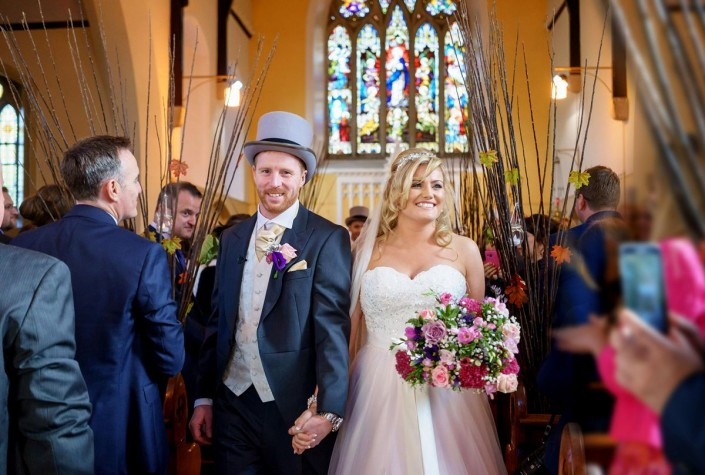 Niamh & Liam's Wedding at Tulfarris Hotel, Blessington, Co. Wicklow