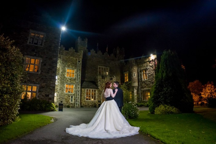 Carol and Josh's Wedding at Waterford Castle Hotel and Resort in Waterford