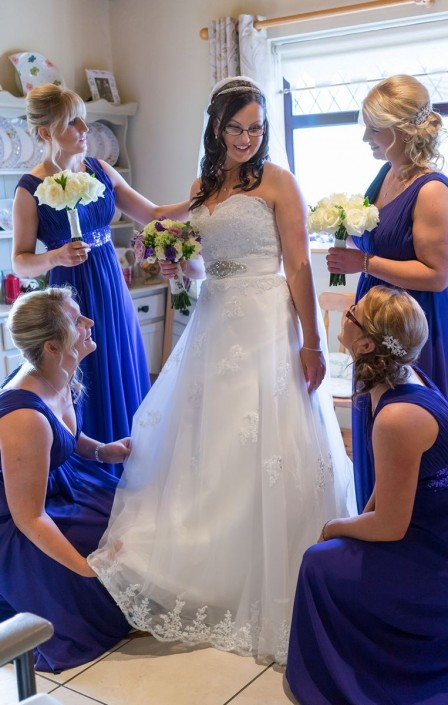 Louise and Neil's wedding at Woodford Dolmen Hotel in Carlow