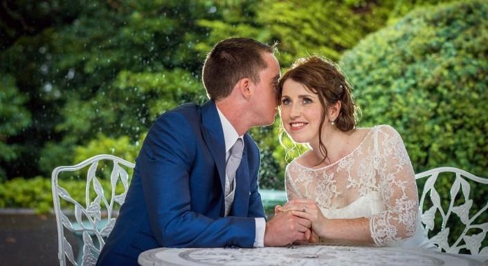 Amy & Eamonn's wedding at Leixlip Manor and Gardens