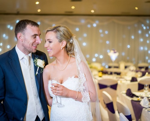 Rachel & Paul's Wedding at Glenside Hotel, Drogheda