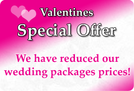 Wedding Photography Valentines Special Offer, Co. Wicklow