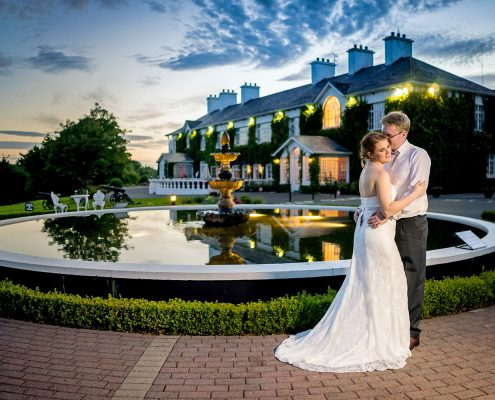 Wedding in Crover House Hotel