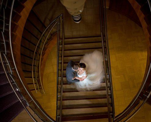 Wedding in The Osprey Hotel