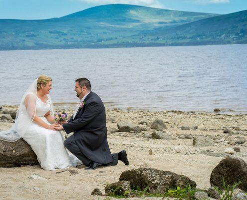 Wedding in Finnstown Castle Hotel