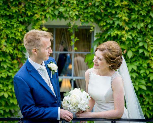 Wedding in Barberstown Castle