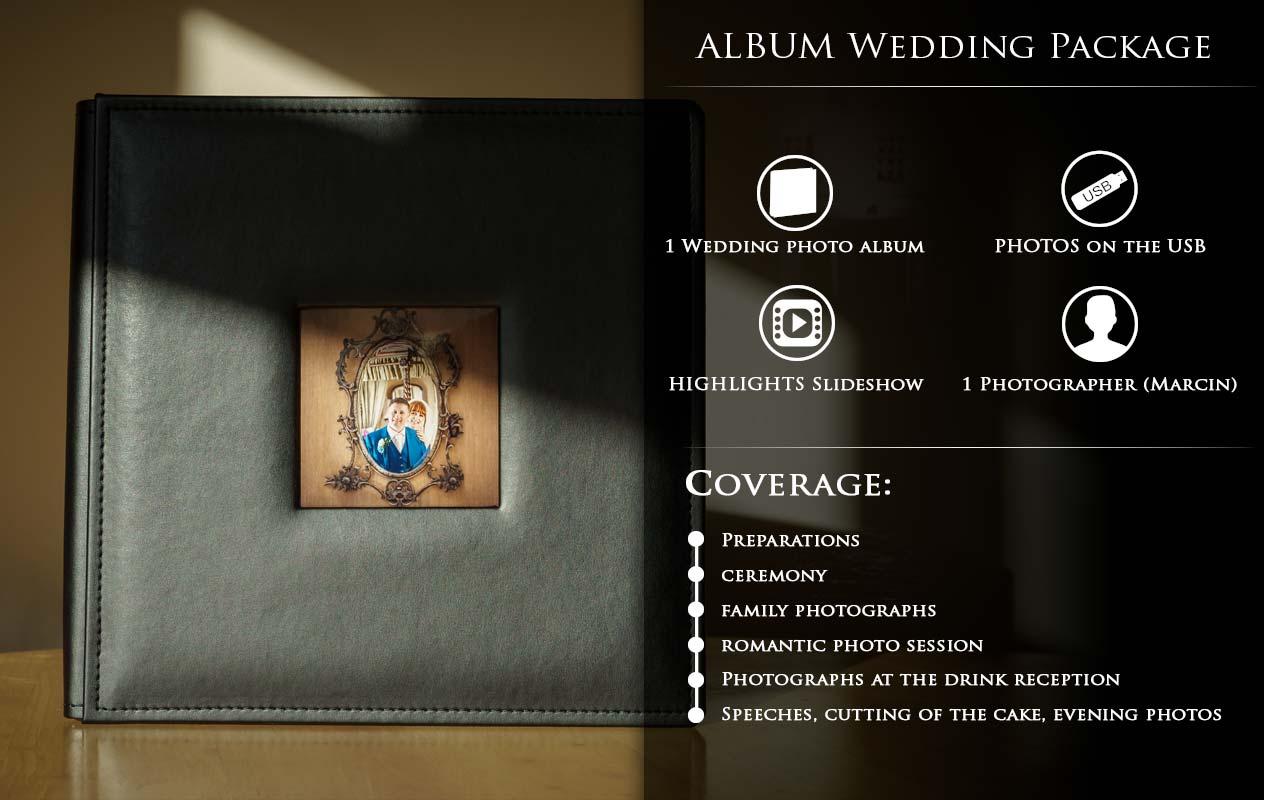 Album Wedding Package