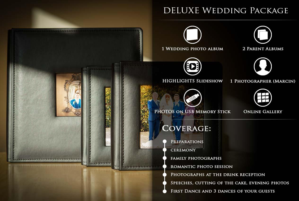 Deluxe Wedding Package
